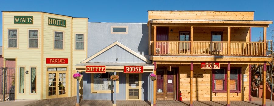 Wyatt S Hotel Is Perfectly Located In The Historical Town Of Tombstone Famously Named Too Tough To After Enjoying All Has Offer